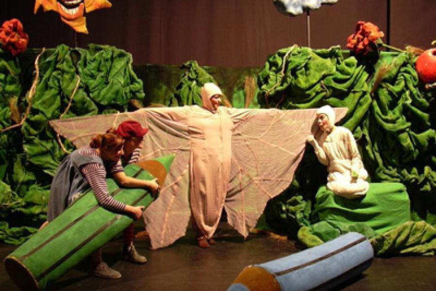 Obra de Teatro del Teatro Arbolé de Zaragoza