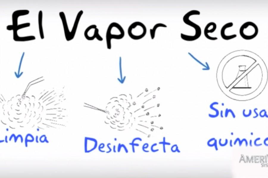 Nuestra tecnología de Limpieza y Desinfección