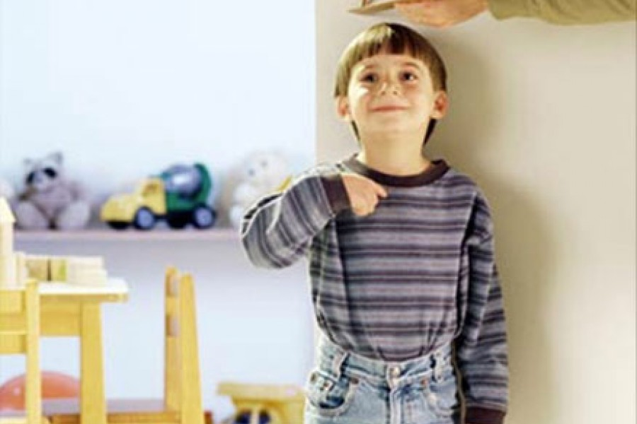 Cuánto medirá mi hijo