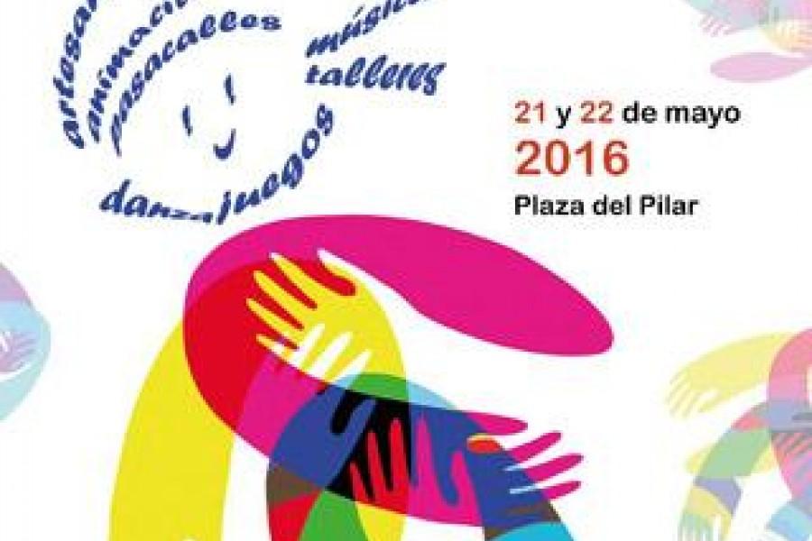 Zaragoza Diversa 2016 este fin de semana en la Plaza del Pilar